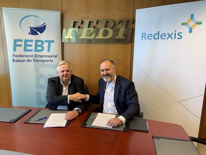 Redexis y la Febt impulsan el gas natural vehicular en las Islas Baleares