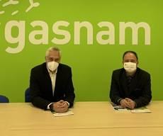 El CNH2, socio institucional de Gasnam