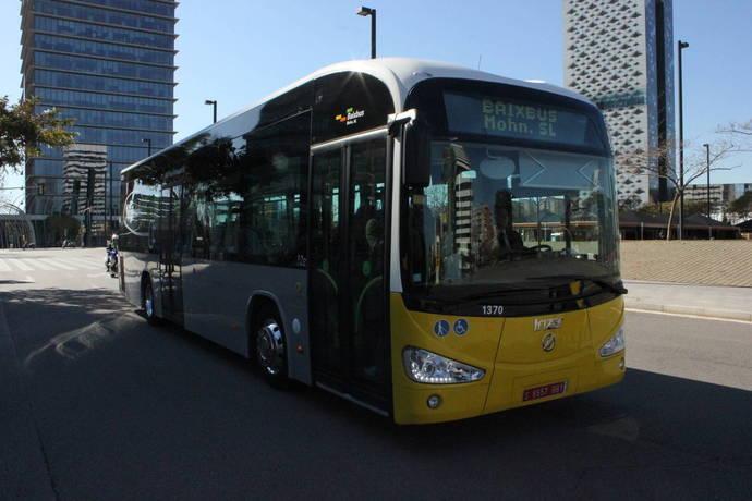 El transporte del AMB sigue creciendo y supera los 434 millones de viajes