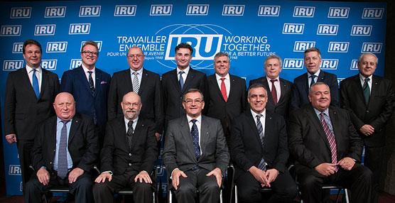 Astic acoge reunión de Comisión de IRU a Operadores de Transporte por Carretera