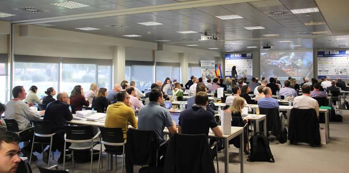 Una de las ponencias de la sexta edición del ISTA European Packaging Symposium.