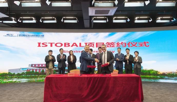 Istobal se expande en China junto a una planta de producción