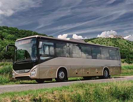 Iveco Bus crece por segundo año consecutivo en el mercado español