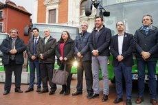 El Ayuntamiento de Valladolid adquiere nuevos autobuses