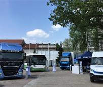 Iveco presenta su gama de vehículos de gas natural en las Jornadas TEN-T