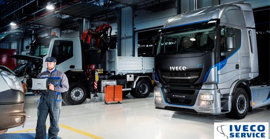 Los equipos Truck Stations compiten por el 'Mejor Servicio' en Iveco Service Challenge