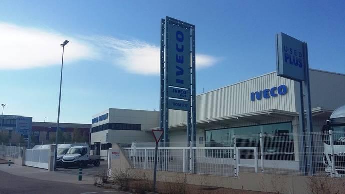 Iveco presenta, en la provincia de Burgos, sus nuevos vehículos