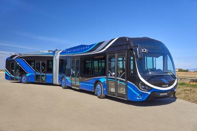Iveco recibe su segundo 'bus sostenible' seguido