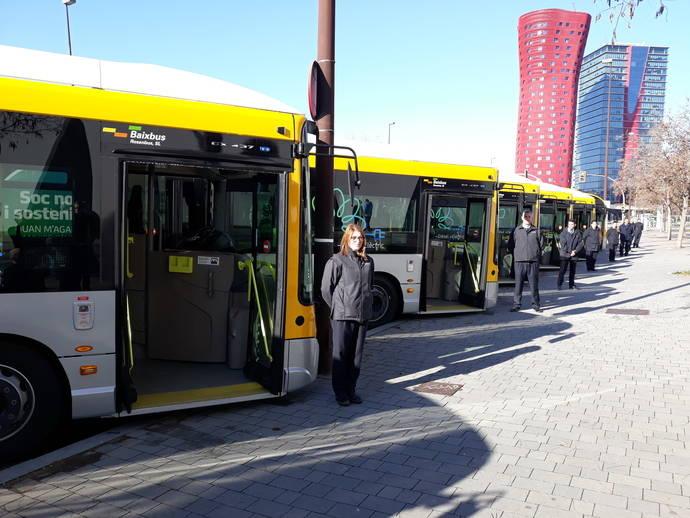 Los nuevos autobuses Heuliez para AMB.