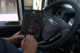 Iveco presenta la tecnología Daily Business Up