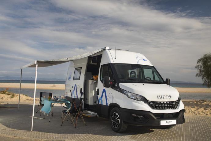 IVECO y Camper Eurogaza unen su tecnología y experiencia