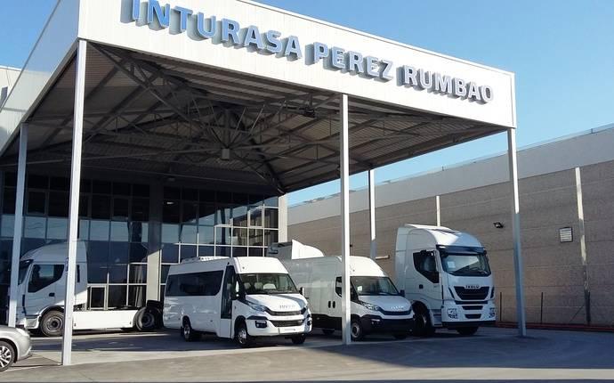 Inturasa Pérez Rumbao acoge la presentación a clientes de la nueva gama de vehículos Iveco
