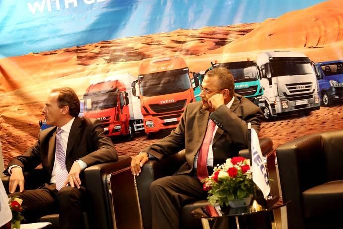 Iveco se alía y aumenta su presencia en Kenia y en África del Este