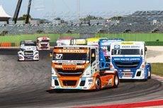 El Bullen de Iveco gana la segunda carrera del Gran Premio de Italia 2017