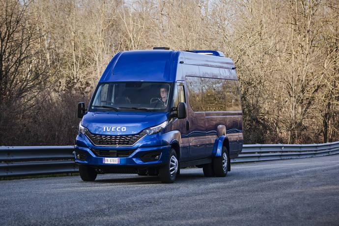 Iveco Daily Minibus, nueva perspectiva del transporte de pasajeros