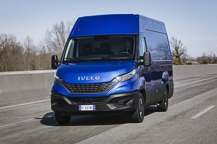 Conectada y segura, así son las capacidades de la Nueva Daily de Iveco