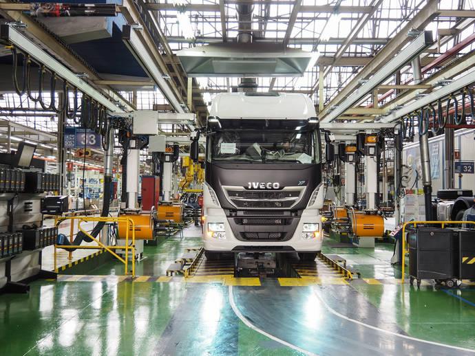 La planta de Iveco Madrid consigue el Nivel Oro en World Class Manufacturing