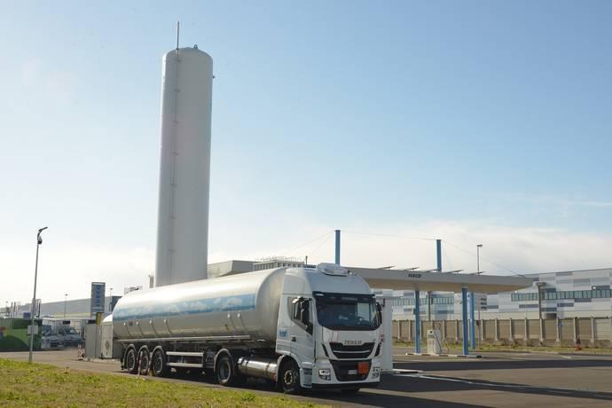 El Bio-GNL y Bio-GNC llega a Turín, Italia, gracias a Iveco