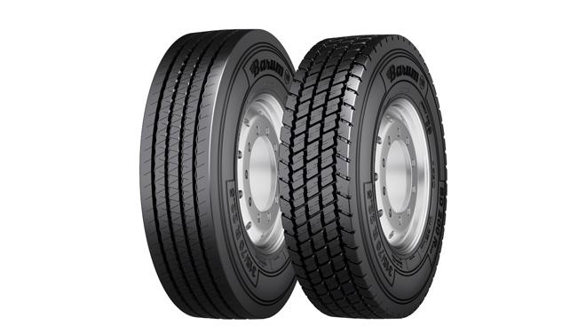 Nuevas dimensiones de neumáticos Barum para ejes de dirección y tracción