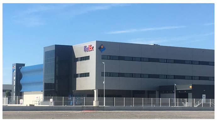 FedEx Express abre un nuevo centro en Barcelona