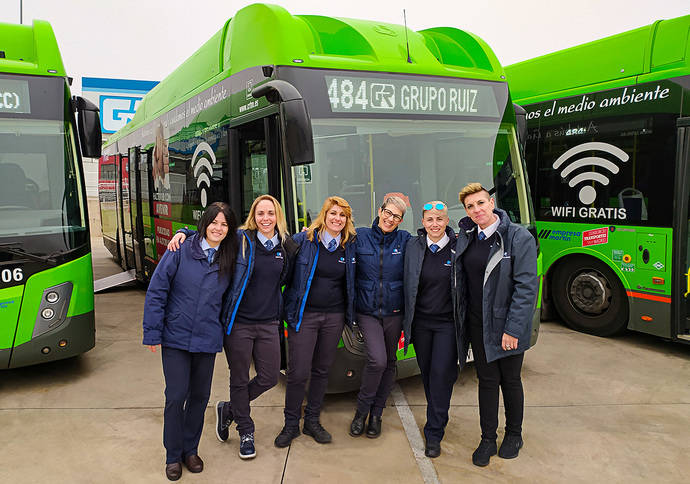 Grupo Ruiz se suma a la Plataforma Europea Mujeres en el Transporte