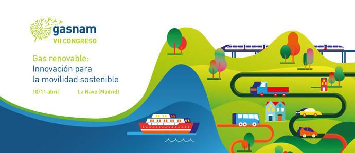 El reto del gas renovable, a examen en el VII Congreso de Gasnam