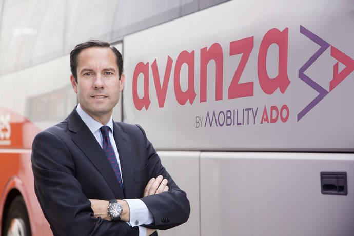 Valentín Alonso, director general de Avanza.