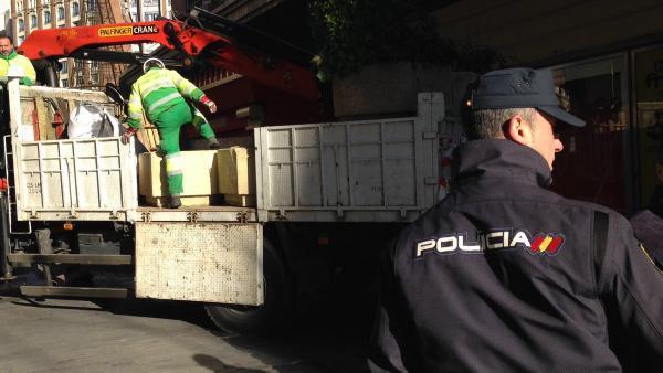 Madrid impedirá circular a camiones pesados durante las cabalgatas