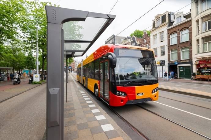 Arriva operará una nueva ruta danesa con VDL