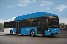 VDL Bus & Coach amplió su gama de productos eléctricos Citea con el Low Entry.