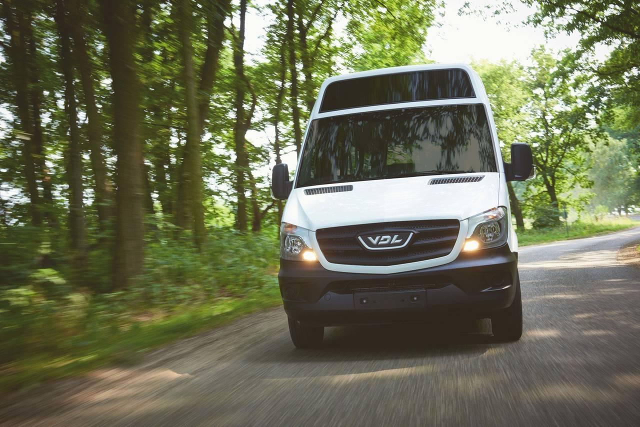 VDL desarrolla un nuevo autobús cero emisiones