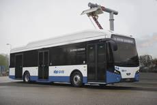 Los 31 vehículos se utilizarán para el transporte urbano en Ámsterdam.