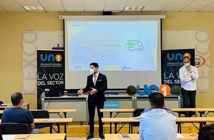 UNO Logística inaugura la IV edición de la Escuela de Repartidores