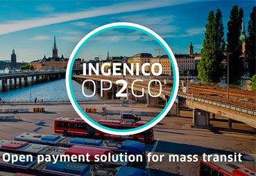 El Grupo Ingenico lanza la solución OP2GO