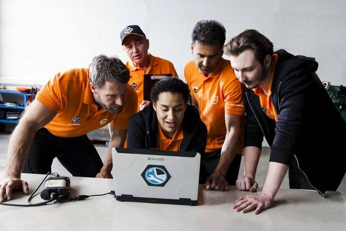 18.000 técnicos de Volvo competirán en Vista