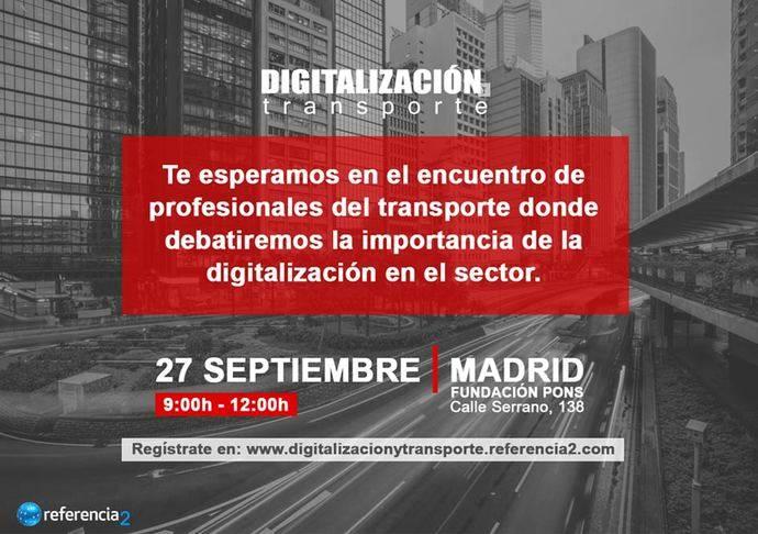 Aetram participará en Digitalización y Transporte