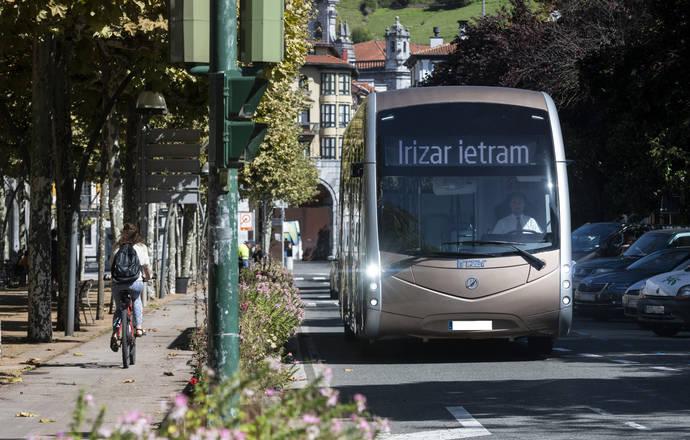 29 autobuses Irizar para transporte público 100% eléctrico en Orleans