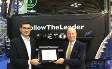 Iveco recibe el premio 'Sustainable Truck of the Year 2019'