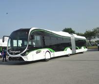 África recibe nuevos vehículos Iveco Bus de gas