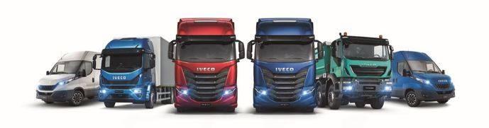 Llega 'Lo Más Nuevo', soluciones a medida de la mano de la marca Iveco