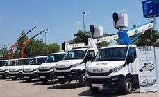 Gloobal recibe 50 unidades Iveco Daily Chasis Cabina