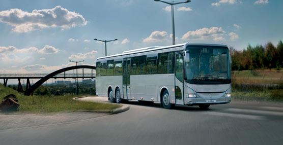 Presentación de 20 unidades Iveco Bus por parte de La Regional VSA
