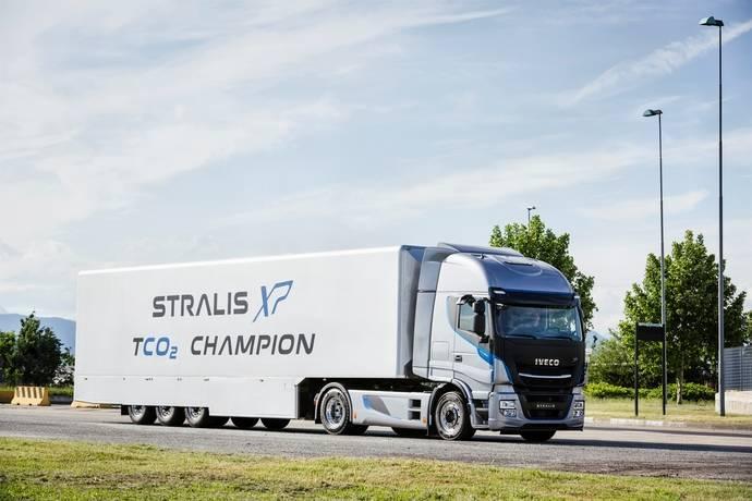 Iveco presentará oficialmente el Nuevo Stralis, el Campeón de TCO2, en la IAA de Hannover