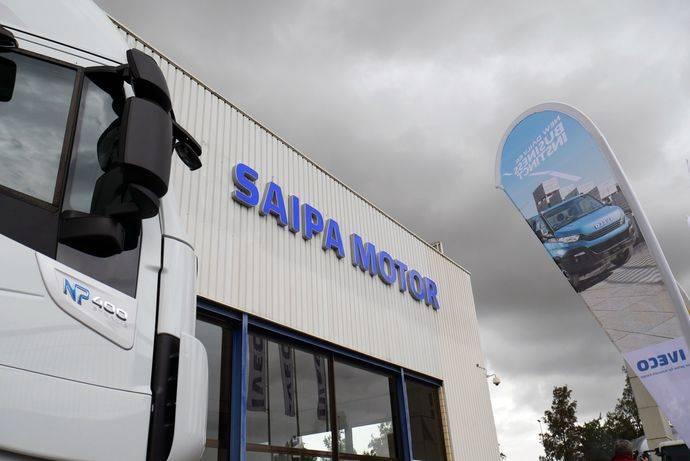 El concesionario SAIPA Motor acoge la presentación a clientes de la renovada gama de vehículos de Iveco.