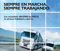 Nuevos recambios Iveco para vehículos comerciales