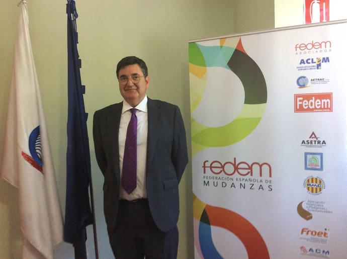 Juan Luis Feltrero ha sido reelegido presidente de la FEDEM