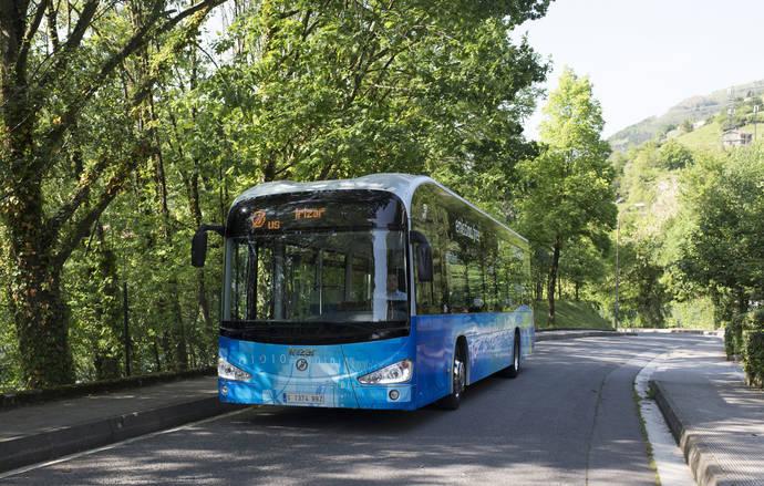 Luxemburgo lanza un nuevo pedido de autobuses eléctricos a Irizar