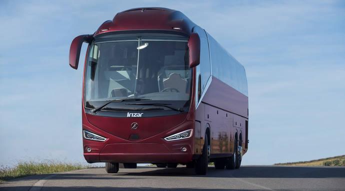 El nuevo autocar Irizar i6S obtiene el Premio Autocar del año 2017 en España