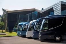 Iziar presenta nuevos vehículos en Busworld