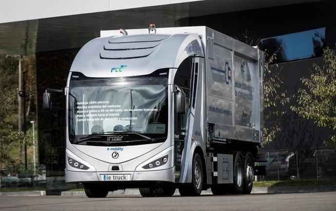 FCC e Irizar han lanzado la plataforma de e-movilidad para servicios urbanos